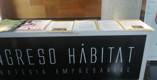 Imagen 14. Transferencia y promoción de resultados a empresas valencianas en el Congreso Hábitat 2017 mediante artículos y circulares técnicas.