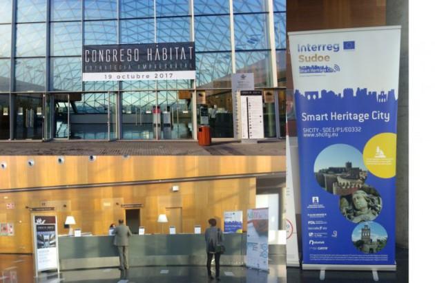 Difusión del proyecto en el Congreso Hábitat 2017.