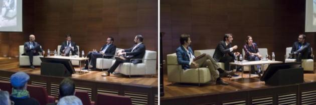 Las asistentes participaron con preguntas en los debates con empresarios del sector.