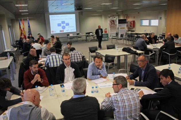 Reciente reunión de trabajo intersectorial para abordar propuestas comunes de desarrollo de proyectos y otras iniciativas en el marco de las Agrupaciones Empresariales Innovadoras (AEI's).
